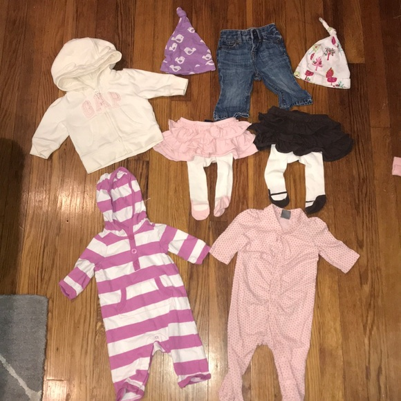 GAP Other - 0-3 month lot